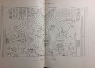 The rock tombs of Tell el-Amarna. Complete set of 6 volumes in the FIRST EDITION. Part I: The Tomb of Meryra.[newline]M0410-21.jpg