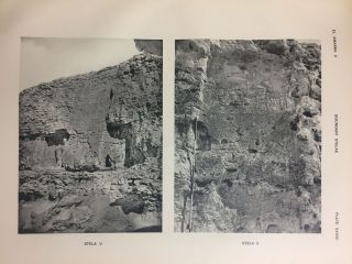 The rock tombs of Tell el-Amarna. Complete set of 6 volumes in the FIRST EDITION. Part I: The Tomb of Meryra.[newline]M0410-41.jpg