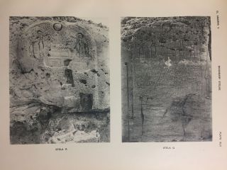 The rock tombs of Tell el-Amarna. Complete set of 6 volumes in the FIRST EDITION. Part I: The Tomb of Meryra.[newline]M0410-46.jpg