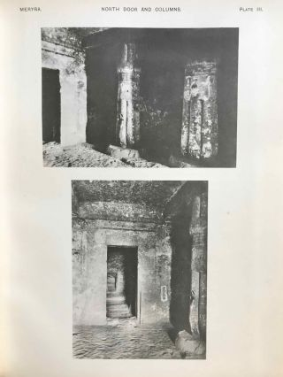 The rock tombs of Tell el-Amarna. Complete set of 6 volumes. Part I: The Tomb of Meryra. Part II: The Tombs of Panehesy and Meryra II. Part III: The Tombs of Huya and Ahmes. Part IV: Tombs of Penthu, Mahu, and Others. Part V: Smaller Tombs and Boundary Stelae. Part VI: Tombs of Parennefer, Tutu, and Aÿ (complete set)[newline]M0410h-10.jpg