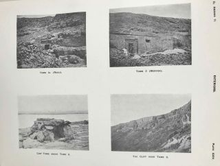 The rock tombs of Tell el-Amarna. Complete set of 6 volumes. Part I: The Tomb of Meryra. Part II: The Tombs of Panehesy and Meryra II. Part III: The Tombs of Huya and Ahmes. Part IV: Tombs of Penthu, Mahu, and Others. Part V: Smaller Tombs and Boundary Stelae. Part VI: Tombs of Parennefer, Tutu, and Aÿ (complete set)[newline]M0410m-23.jpeg