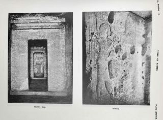 The rock tombs of Tell el-Amarna. Complete set of 6 volumes. Part I: The Tomb of Meryra. Part II: The Tombs of Panehesy and Meryra II. Part III: The Tombs of Huya and Ahmes. Part IV: Tombs of Penthu, Mahu, and Others. Part V: Smaller Tombs and Boundary Stelae. Part VI: Tombs of Parennefer, Tutu, and Aÿ (complete set)[newline]M0410m-34.jpeg