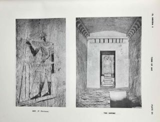 The rock tombs of Tell el-Amarna. Complete set of 6 volumes. Part I: The Tomb of Meryra. Part II: The Tombs of Panehesy and Meryra II. Part III: The Tombs of Huya and Ahmes. Part IV: Tombs of Penthu, Mahu, and Others. Part V: Smaller Tombs and Boundary Stelae. Part VI: Tombs of Parennefer, Tutu, and Aÿ (complete set)[newline]M0410m-53.jpeg