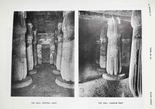 The rock tombs of Tell el-Amarna. Complete set of 6 volumes. Part I: The Tomb of Meryra. Part II: The Tombs of Panehesy and Meryra II. Part III: The Tombs of Huya and Ahmes. Part IV: Tombs of Penthu, Mahu, and Others. Part V: Smaller Tombs and Boundary Stelae. Part VI: Tombs of Parennefer, Tutu, and Aÿ (complete set)[newline]M0410m-65.jpeg