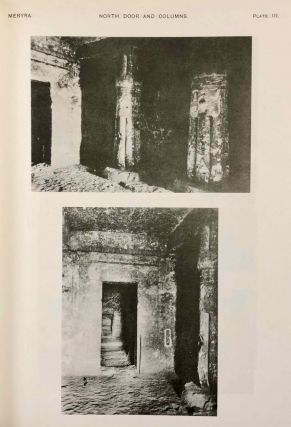 The rock tombs of Tell el-Amarna. Complete set of 6 volumes. Part I: The Tomb of Meryra. Part II: The Tombs of Panehesy and Meryra II. Part III: The Tombs of Huya and Ahmes. Part IV: Tombs of Penthu, Mahu, and Others. Part V: Smaller Tombs and Boundary Stelae. Part VI: Tombs of Parennefer, Tutu, and Aÿ (complete set of 6 parts in 3 volumes, 2004 reedition)[newline]M0410n-08.jpeg