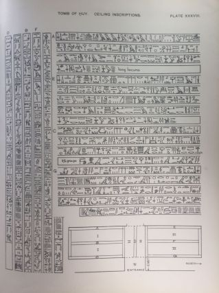 The tomb of Huy, Viceroy of Nubia in the reign of Tutankhamun (No 40)[newline]M0418b-21.jpg