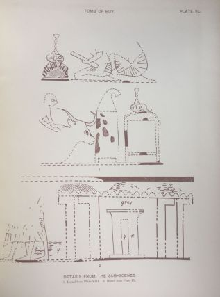 The tomb of Huy, Viceroy of Nubia in the reign of Tutankhamun (No 40)[newline]M0418b-22.jpg