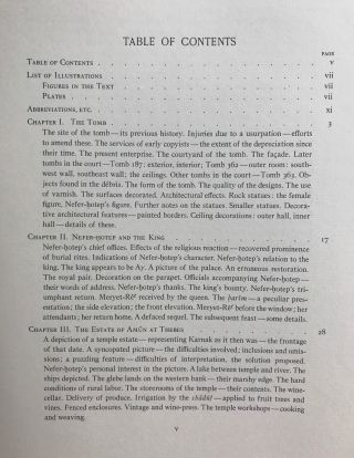 The tomb of Neferhotep at Thebes. Vol. I (of 2)[newline]M0422b-06.jpg