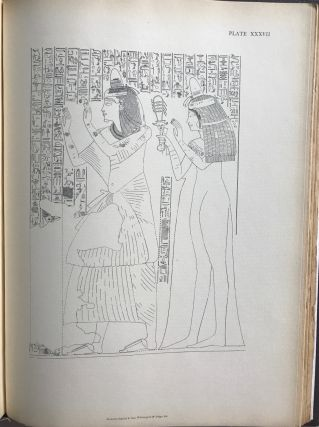 The tomb of Neferhotep at Thebes. Vol. I (of 2)[newline]M0422b-17.jpg