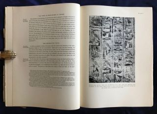 The tomb of Rekh-mi-re at Thebes. Vol. I & II (complete set)[newline]M0426c-07.jpg