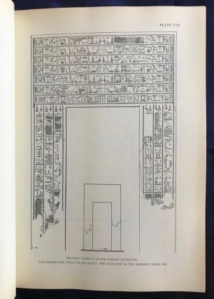 The tomb of Rekh-mi-re at Thebes. Vol. I & II (complete set)[newline]M0426c-16.jpg