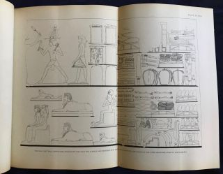 The tomb of Rekh-mi-re at Thebes. Vol. I & II (complete set)[newline]M0426c-18.jpg