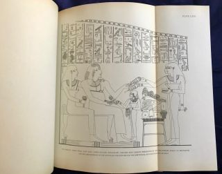 The tomb of Rekh-mi-re at Thebes. Vol. I & II (complete set)[newline]M0426c-19.jpg