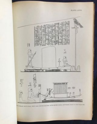 The tomb of Rekh-mi-re at Thebes. Vol. I & II (complete set)[newline]M0426c-20.jpg