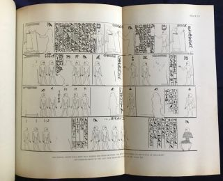 The tomb of Rekh-mi-re at Thebes. Vol. I & II (complete set)[newline]M0426c-21.jpg