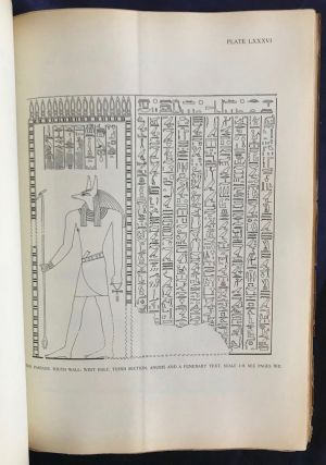 The tomb of Rekh-mi-re at Thebes. Vol. I & II (complete set)[newline]M0426c-23.jpg