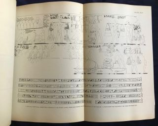 The tomb of Rekh-mi-re at Thebes. Vol. I & II (complete set)[newline]M0426c-24.jpg