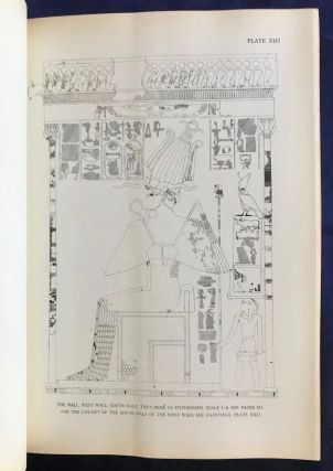 The tomb of Rekh-mi-re at Thebes. Vol. I & II (complete set)[newline]M0426c-26.jpg