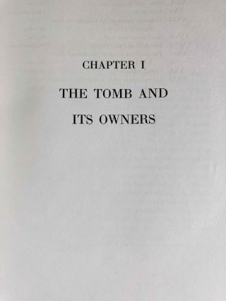 Robb de Peyster Tytus series, Vol. IV: The tomb of the two sculptors at Thebes[newline]M0429c-10.jpeg