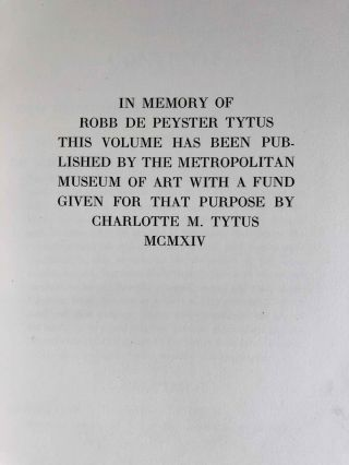 Robb de Peyster Tytus series, Vol. IV: The tomb of the two sculptors at Thebes[newline]M0429d-05.jpeg