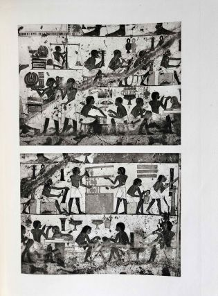 Robb de Peyster Tytus series, Vol. IV: The tomb of the two sculptors at Thebes[newline]M0429d-19.jpeg