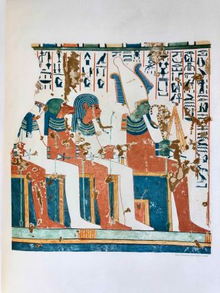 Robb de Peyster Tytus series, Vol. IV: The tomb of the two sculptors at Thebes[newline]M0429d-22.jpeg