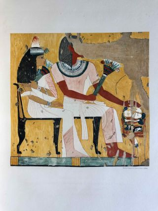 Robb de Peyster Tytus series, Vol. IV: The tomb of the two sculptors at Thebes[newline]M0429d-27.jpeg
