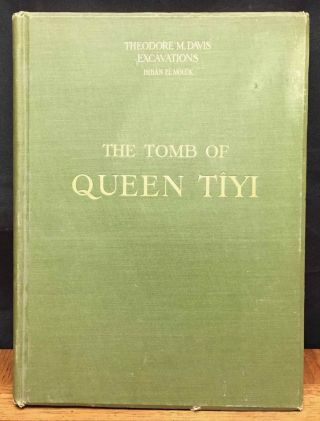 The tomb of Queen Tiyi. DAVIS Theodore M[newline]M0439c.jpg