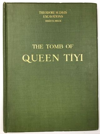 The tomb of Queen Tiyi. DAVIS Theodore M[newline]M0439d.jpg