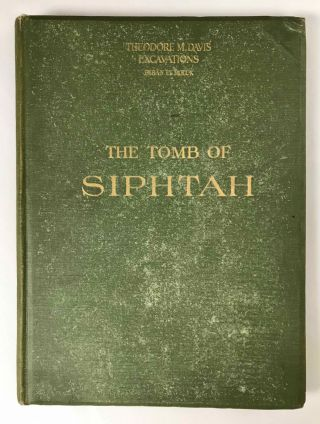 The tomb of Siphtah, the monkey tomb and the gold tomb[newline]M0440d-01.jpeg