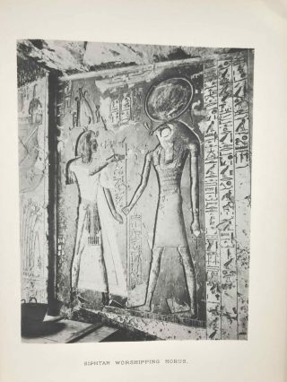 The tomb of Siphtah, the monkey tomb and the gold tomb[newline]M0440d-10.jpeg