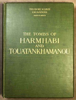 Tombs of Harmhabi and Touatankhamanou. DAVIS Theodore M[newline]M0443d.jpg