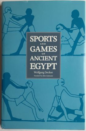 Sports and games of Ancient Egypt. DECKER Wolfgang[newline]M0447a.jpg