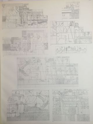 Vol. III: Decorated Chapels of the Meroitic Pyramids at Meroë and Barkal.[newline]M0478c-04.jpg