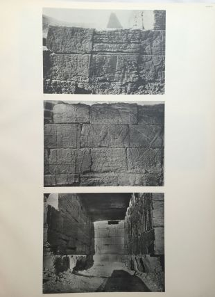 Vol. III: Decorated Chapels of the Meroitic Pyramids at Meroë and Barkal.[newline]M0478c-08.jpg