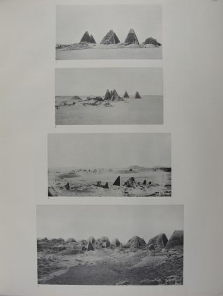 Royal Cemeteries of Kush. Vol. III: Decorated Chapels of the Meroitic Pyramids at Meroë and Barkal.[newline]M0478d-02.jpg
