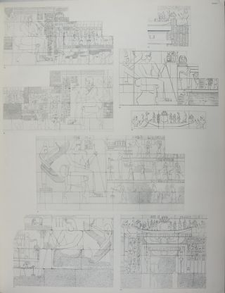 Royal Cemeteries of Kush. Vol. III: Decorated Chapels of the Meroitic Pyramids at Meroë and Barkal.[newline]M0478d-03.jpg
