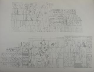 Royal Cemeteries of Kush. Vol. III: Decorated Chapels of the Meroitic Pyramids at Meroë and Barkal.[newline]M0478d-05.jpg