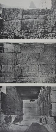 Royal Cemeteries of Kush. Vol. III: Decorated Chapels of the Meroitic Pyramids at Meroë and Barkal.[newline]M0478d-06.jpg