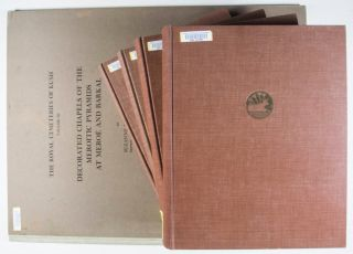 Royal Cemeteries of Kush. 5 volumes (complete set). Vol. I: El-Kurru. Vol. II: Nuri. Vol. III:...[newline]M0479d.jpg