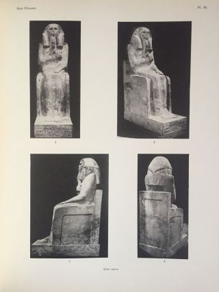 The step pyramid. Vol. I: Text. Vol. II: Plates (complete set). With plans by J.-P. Lauer[newline]M0581b-10.jpg