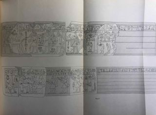 Dendera in the third millenium B.C. Down to the Theban domination of Upper Egypt.[newline]M0583a-21.jpg