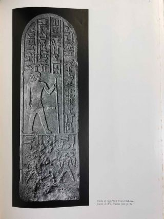 Dendera in the third millenium B.C. Down to the Theban domination of Upper Egypt.[newline]M0583a-25.jpg