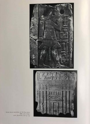 Dendera in the third millenium B.C. Down to the Theban domination of Upper Egypt.[newline]M0583a-26.jpg