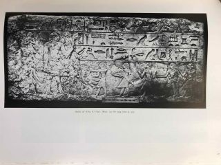 Dendera in the third millenium B.C. Down to the Theban domination of Upper Egypt.[newline]M0583a-28.jpg