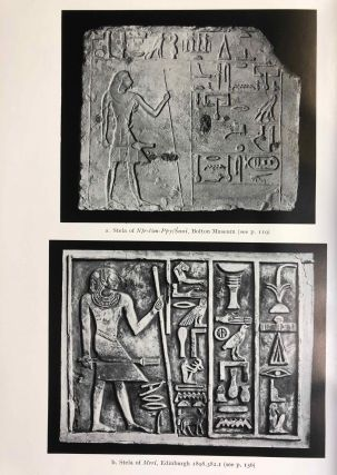Dendera in the third millenium B.C. Down to the Theban domination of Upper Egypt.[newline]M0583a-30.jpg