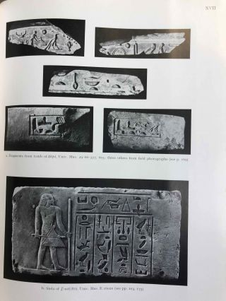 Dendera in the third millenium B.C. Down to the Theban domination of Upper Egypt.[newline]M0583a-31.jpg