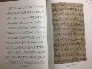 The Library of A. Chester Beatty. Description of a hieratic papyrus with a mythological story, love-songs, and other miscellaneous texts. (The Chester Beatty Papyri. 1.)[newline]M0613b-72.jpg