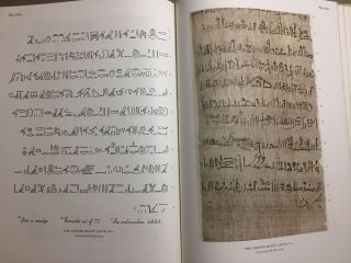 The Library of A. Chester Beatty. Description of a hieratic papyrus with a mythological story, love-songs, and other miscellaneous texts. (The Chester Beatty Papyri. 1.)[newline]M0613b-73.jpg