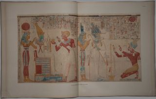 The temple of King Sethos I at Abydos. Vol. I: The chapels of Osiris, Isis and Horus. Vol. II: The chapels of Amen-Re, Re Harakhti, Ptah, and King Sethos.[newline]M0617m-03.jpg